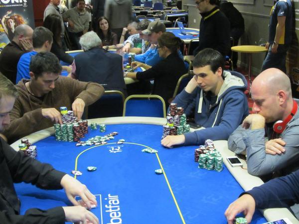 Poker cork city